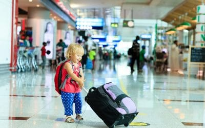 Grand Solmar Timeshare Answers When Should A Child Fly On Their Own